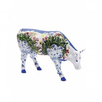 Cow Parade Kuh Musselmalet