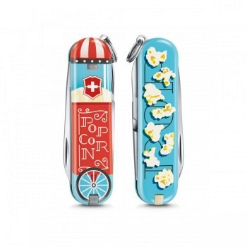 "Victorinox Classic limited edition ""Let it Pop"""