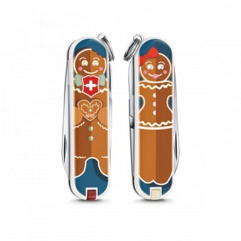 "Victorinox Classic limited edition ""Gingerbread Love"""