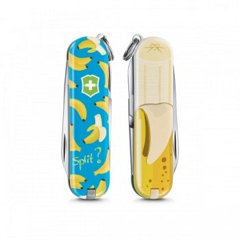 "Victorinox Classic limited edition ""Banana Split"""