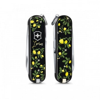 "Victorinox Classic ""When life gives You Lemons"""