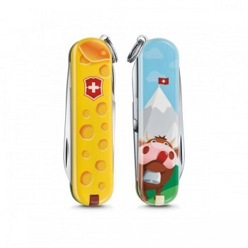 "Victorinox Classic ""Alps Cheese"""