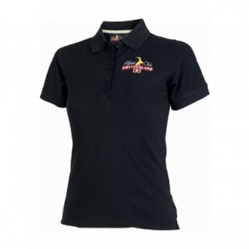 Alpine Club Switzerland Poloshirt Damen