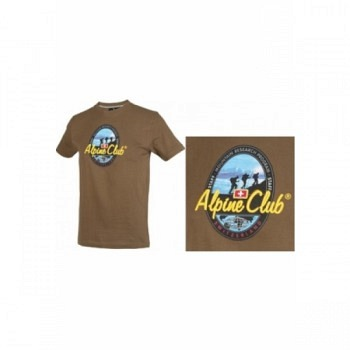 Switzerland Alpine Club Shirt